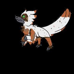 OTA Raptor by Imnotgivingup
