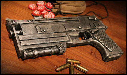 Fallout 10mm Pistol by Urlag