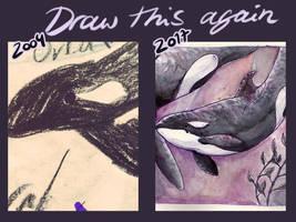 Draw this again: Fortuna by AnnieFliesAway