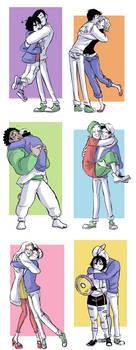 Tadashi Hamada the cuddle monster by kemiobsesses