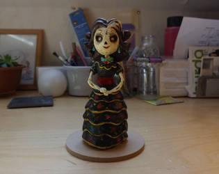 Carmen Sanchez figurine by kemiobsesses