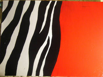 Tragic Accident with Zebra by woubuc