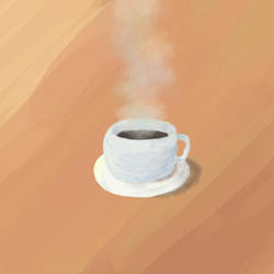 Cup of Coffee by woubuc