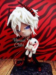 Devil Suviver 2 Alcor by HimariChibi