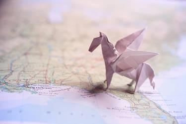 Pegasus by synconi