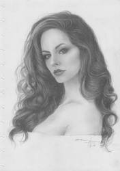Done...pencil on paper in 11092018 by twiens