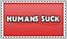 Humans suck by black-cat16-stamps