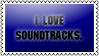Soundtrack by black-cat16-stamps