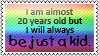 I am not going to be mature by black-cat16-stamps