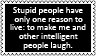 Idiots by black-cat16-stamps