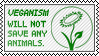 Veganism by black-cat16-stamps