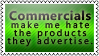 Commercials by black-cat16-stamps