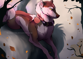 Weird Autumn by Ghentian