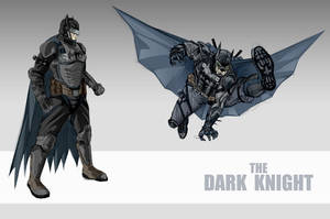 Dark Tactical Knight by darknight7