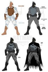 Batman Concept by darknight7