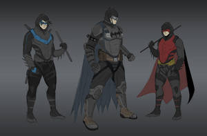 Tactical Knights by darknight7