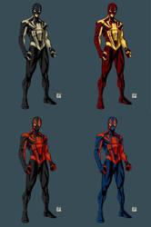 Sean Izaakse's Rooftop Spider-Man 2.0 by darknight7