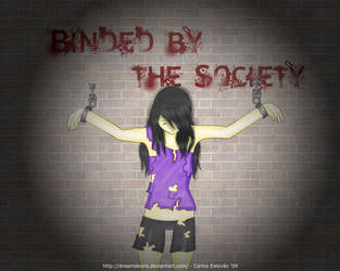 Binded by the Society by DreamDesire