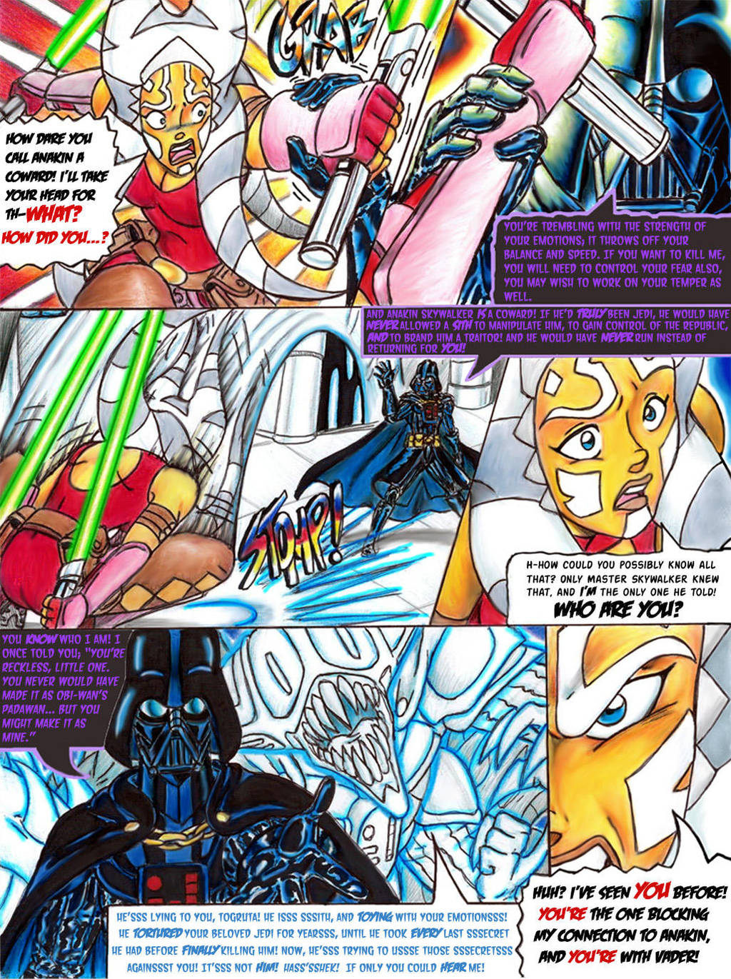 SW-CW Going Against Destiny 15 by YogurthFrost on DeviantArt