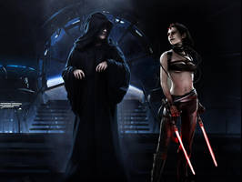Sith foremost by Damrick