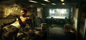 Deus Ex :Human apparte by Damrick