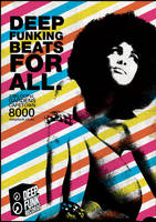Deep Funk Records Poster by Jaan-Jaak