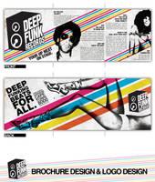 Deep Funk Records Brochure by Jaan-Jaak
