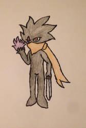 Character: Reaper by zwataketa