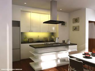Kitchen by ivanth