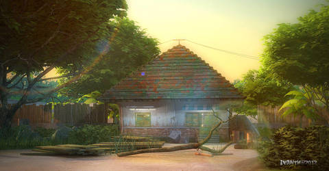 House 13 by ivanth