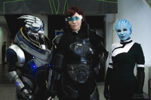 Mass Effect by Diemaru