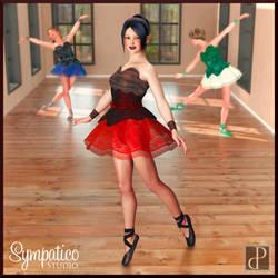 SugarPlum by Amaranth for Genesis 2 Females by Estroyer