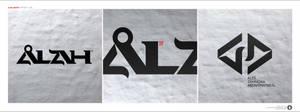 alzah logo+type by Raven30412