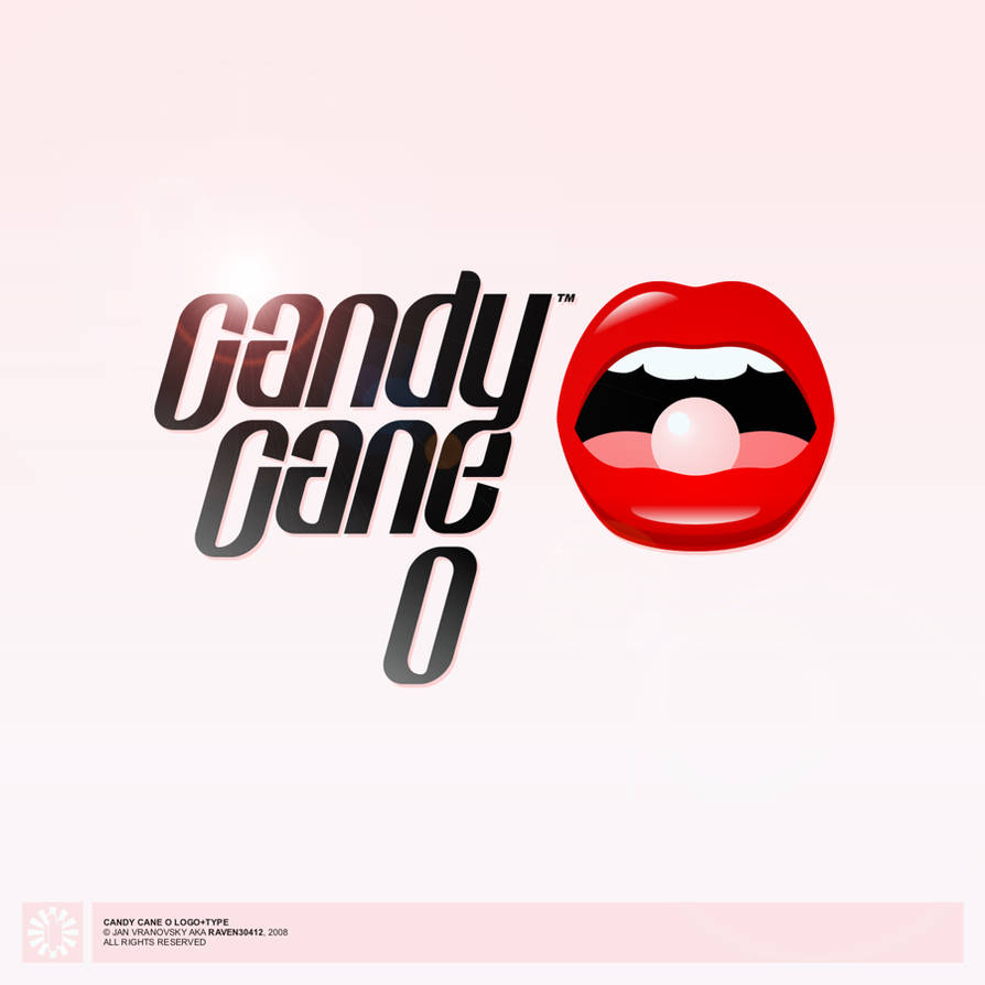 candy-cane-o logo by Raven30412