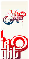 charlie straight logotype by Raven30412