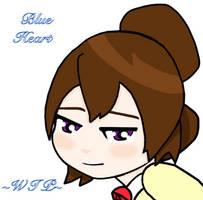 Bleu WIP by JelliPuddi