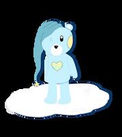 Polaris Bear by JelliPuddi