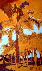 Golden Palm by Combak