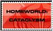 Homeworld:Cata Fan StaticStamp by skywalkerpl