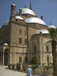 Mezquita de Alabastro by Yaira