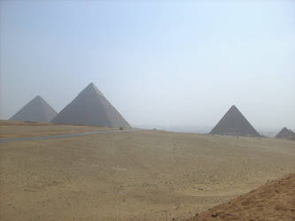 Pyramids by Yaira