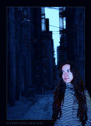 Listen the secrets of the city by Yaira
