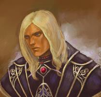 Rhaegar Targaryen by Maureval