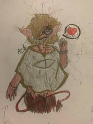 Demon Boy Adopt! (closed) by AtomiicFanta