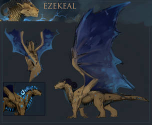 Ezekeal Vronzeski Reference sheet 2019 by Deviant-Soulmates
