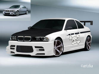 BMW M3 by artzka