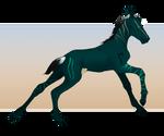 Nagian foal 3 by WoC-Brissinge