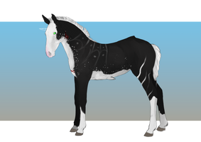 Nagian foal 10 by WoC-Brissinge