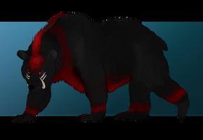 Custom bear 23 by WoC-Brissinge