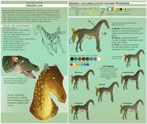Sava'aggans breeds - Esoxon by WoC-Brissinge